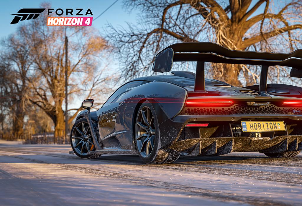 【PC版】Forza Horizon 4 が起動しない際におこなった事【改善】